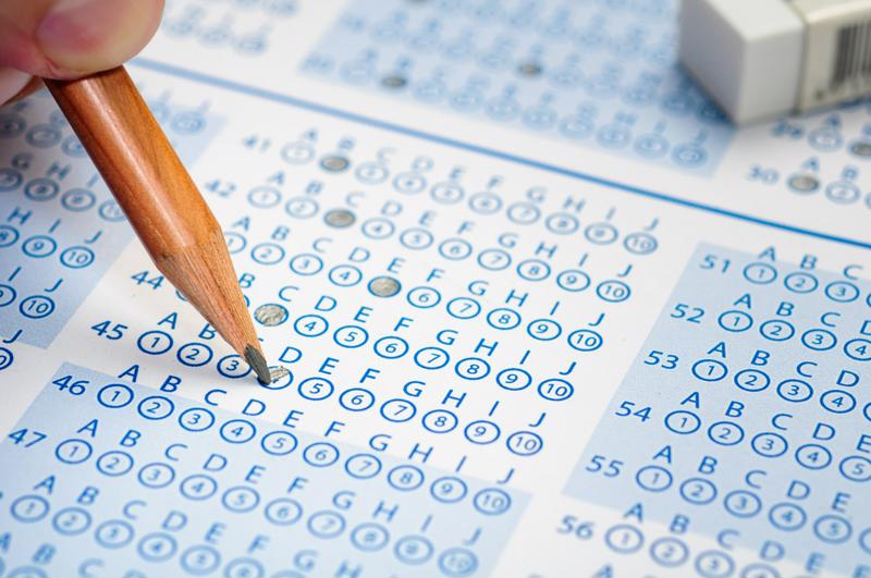 GRE evaluates more than just test taking skills