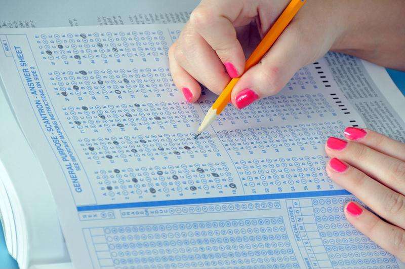 Schools are reconsidering the importance of standardized tests.