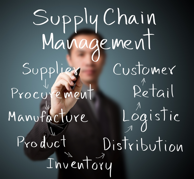 Supply chain management is one of the most popular fields to have courses online.