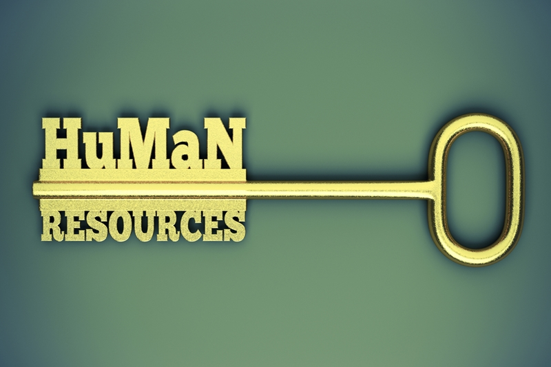 Human resources is one of the many fields people can enter with a communications degree.