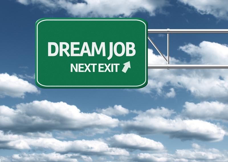 Is your dream job in-demand right now?