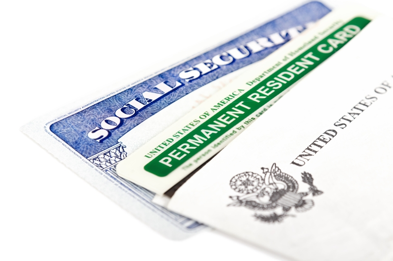 Immigration lawyers can help clients apply for green cards.