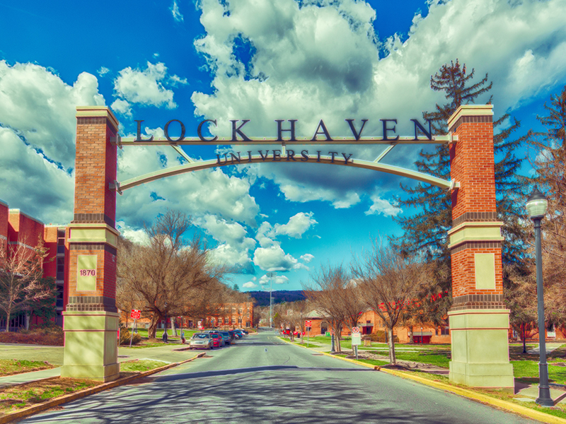 Lock Haven University listed among top 15% of nation's colleges for being Military Friendly