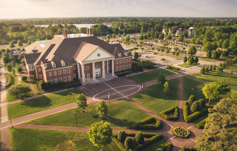 Regent University, established in 1978, is a fully accredited Christian university located in Virginia Beach, Virginia