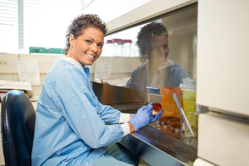 A career as a chemist allows you to improve existing processes and develop new ones.